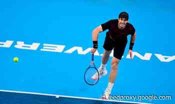 Andy Murray handed tough test in return to special tournament as Antwerp draw confirmed