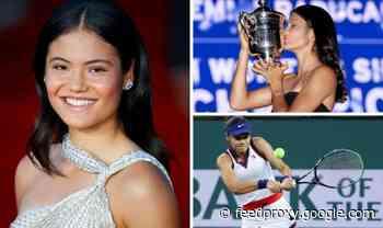 Emma Raducanu responds to parents who name baby after US Open sensation