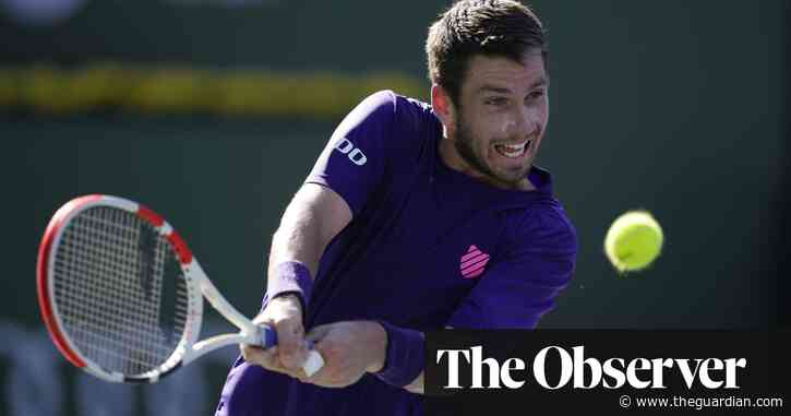 Cameron Norrie sweeps Grigor Dimitrov aside to reach Indian Wells final