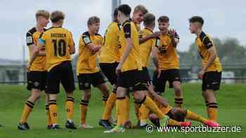 Dynamo Dresden B-Jugend überrollt Energie Cottbus - Sportbuzzer