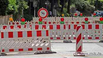 Sperrungen: Demonstrationen und Sportveranstaltung am Sonntag in Dresden - MDR
