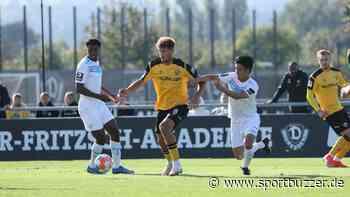 Heinz Mörschel will seinen Platz in der Startelf von Dynamo Dresden verteidigen - Sportbuzzer