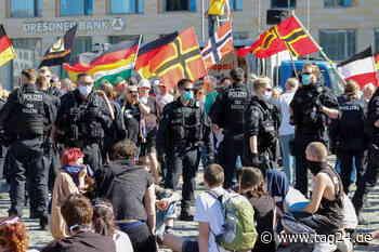 Pegida feiert in Dresden Geburtstag: Das steht der Stadt am Sonntag bevor - TAG24