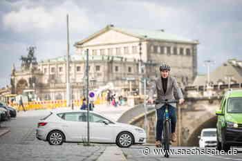 Dresden: Dresdens Radwegeprogramm wird ausgebremst - Sächsische.de