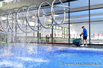 Dresden: Neues Schwimmbad in Dresden öffnet seine Becken - Sächsische.de