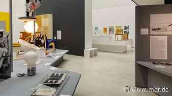 Design-Ausstellung in Dresden: Mehr als Vergleiche zwischen DDR und BRD - MDR