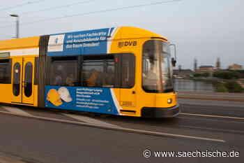 Dresden: Ehepaar in Straßenbahn angegriffen - Sächsische.de