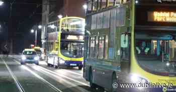 Nightlife workers in Dublin to struggle financially without Nitelink bus - Dublin Live