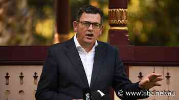 Live: Daniel Andrews is set to update Victoria's next steps out of lockdown