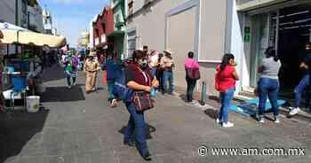 COVID-19 en Irapuato: bajan contagios y defunciones - Periódico AM