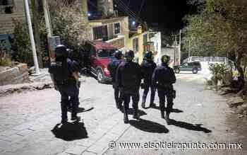 36 detenidos en el primer viernes de FIC - El Sol de Irapuato