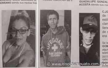 Tres salmantinos se encuentran desaparecidos - El Sol de Irapuato