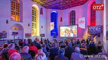 Kreuzkirche in Zeulenroda wird Bühne   Greiz   Ostthüringer Zeitung - Ostthüringer Zeitung