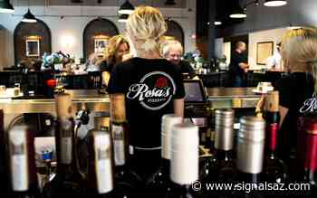 Rosa's Pizzeria in Prescott Valley Launches with Delicious Grand Opening Celebration - Signals AZ