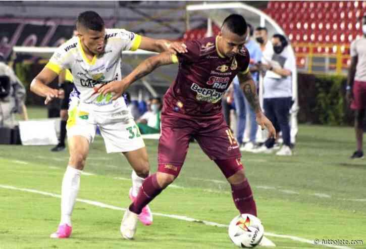 Resultado, resumen y goles: Deportes Tolima vs Atlético Huila, Liga BetPlay - Futbolete