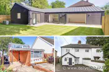 Southampton homes that cost the same as a London flat