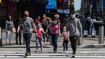 Las recomendaciones de los CDC para evitar casos de coronavirus en las celebraciones por feriados | Video | Univision 41 Nueva York WXTV - Univision 41 Nueva York