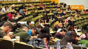 """An der Universität Augsburg beginnt ein """"Übergangssemester"""""""