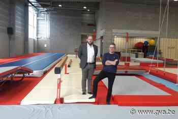"""Ruim duizend vierkante meter extra sportinfrastructuur: """"Ook... (Niel) - Gazet van Antwerpen Mobile - Gazet van Antwerpen"""