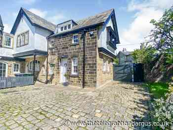 Home on historic Laurel Mount site in Keighley for sale