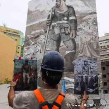El arte brasileño que está inspirado en la tala ilegal y deforestación de la Amazonía - La República
