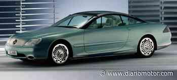 """Mercedes F 200 Imagination (1996): el oráculo del futuro """"todo pantallas"""" que ya está aquí - Diariomotor"""