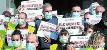 La plantilla de Mercedes dará 20.000 euros a los hijos de la trabajadora asesinada - El Correo