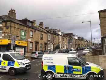 LIVE: Police at scene of house fire in Fairbank Road, Bradford