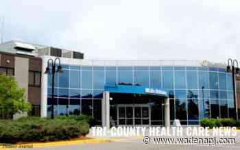Tri-County Health Care seeing high patient volumes - Wadena Pioneer Journal