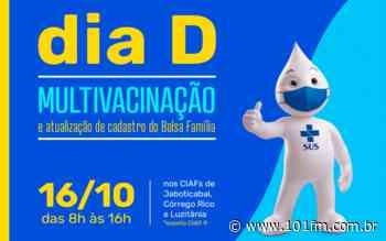 Jaboticabal realiza Dia D da multivacinação neste sábado, 16, nos CIAFS; coordenadora da Vigilância Epidemiológica explica - Rádio 101FM