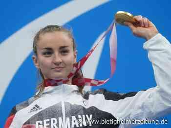 Paralympics-Siegerin: Schock für Krawzow: Gehirntumor - Hochzeit nun früher? - Bietigheimer Zeitung
