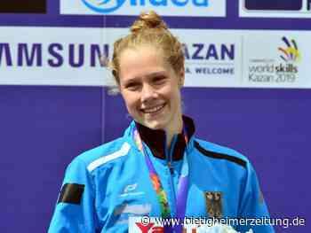 Schwimmen: Zeit für mich: Finnia Wunram beendet Karriere - Bietigheimer Zeitung