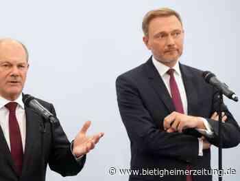 Regierungsbildung: FDP-Politiker für Lindner als Ampel-Finanzminister - Bietigheimer Zeitung