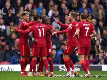 Premier League: Klopp mit Liverpool ungeschlagen: Firmino-Gala in Watford - Bietigheimer Zeitung