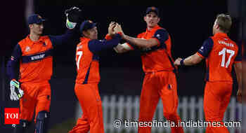 T20 World Cup: Ireland face tough Netherlands in their opener - Times of India