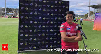 Shafali Verma, Radha Yadav shine in Sydney Sixers win in WBBL - Times of India
