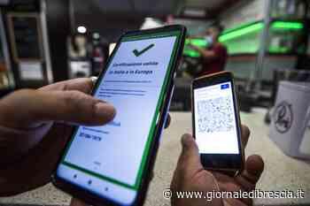 Record di Green Pass emessi nel giorno dell'obbligo - Giornale di Brescia