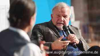 Viel Witz und große Themen: Rüdiger Safranski in der Stadtbücherei