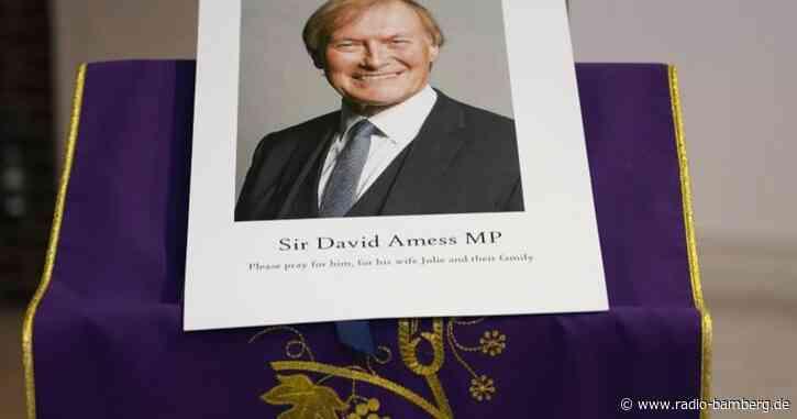 Attentat auf Amess – Großbritannien trauert und debattiert