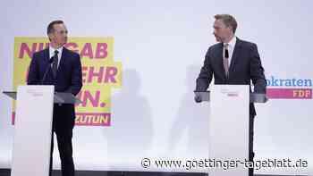 Finanzminister Lindner? FDP-Generalsekretär Wissing hält Debatte für verfrüht