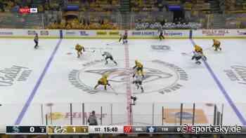 NHL Video: Grubauer gewinnt erstmals mit Kraken Seattle - Sky Sport