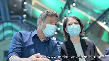 Ampel: Grünen-Chef Habeck schwört auf Koalitionsverhandlungen ein - trotz Verlusten