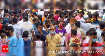 Coronavirus live updates: Second wave is subsiding but not fair to say that worst is over, says govt - Times of India