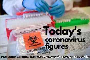 299 new coronavirus cases in Hywel Dda region today - Sunday, October 17 - Western Telegraph
