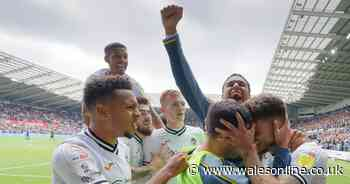 Swansea City 3-0 Cardiff City: Paterson, Piroe and Bidwell goals earn Russell Martin's men emphatic derby win