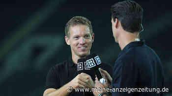 Super-Talent Wirtz im Fokus! FCB-Coach Nagelsmann verrät vor Anpfiff seinen Plan
