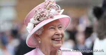 The Queen sends cheeky note to royal kitchen after finding slug in her meal