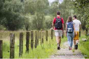 Nieuwe wandelroutes voorgesteld tijdens Dag van de Trage Weg - Het Nieuwsblad