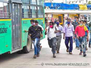 Karnataka coronavirus update: 326 new Covid-19 cases, 4 deaths - Business Standard