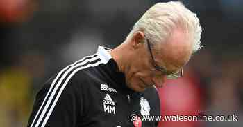 Mick McCarthy's response to Cardiff City chief reportedly claiming he 'wished he had a new manager' after Swansea City defeat